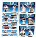 1993 Topps Gold - ALL STARS Subset w/ Bonds, Griffey, Clemens, Maddux ++