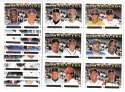 1993 Topps Gold - MANAGERS Subset