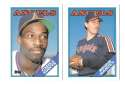 1988 Topps Traded - CALIFORNIA ANGELS Team Set