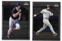 1996 Bowman Silver Foil - COLORADO ROCKIES Team Set