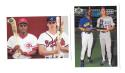 1991 Upper Deck Final Edition - 2 card combo lot Griffey, Klesko, Sandberg