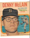 1970 Topps Posters #24 Written on back - DETROIT TIGERS