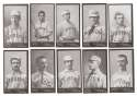 1895 Mayo Cut Plug N300 Reprints - Boston Beaneaters (Braves)