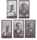 1895 Mayo Cut Plug N300 Reprints - PHILADELPHIA PHILLIES Team Set