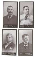 1895 Mayo Cut Plug N300 Reprints - WASHINGTON SENATORS Team Set (Twins)