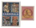 1987 SportsFlics Team Preview w/ Logo Trivia - ST LOUIS CARDINALS