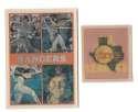 1987 SportsFlics Team Preview w/ Logo Trivia - TEXAS RANGERS
