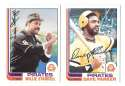 1982 O-Pee-Chee (OPC) - PITTSBURGH PIRATES Team Set
