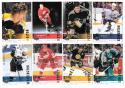 2002-03 Upper Deck SuperStars HOCKEY cards Gretzky Howe missing one card