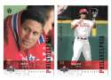 2002-03 Upper Deck SuperStars - PHILADELPHIA PHILLIES Team Set