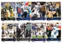 2002-03 Upper Deck SuperStars FOOTBALL Cards