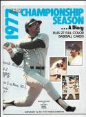1978 SSPC (still in magazine) NEW YORK YANKEES Team Set