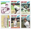 1977 TOPPS EX Condition - BOSTON RED SOX Team Set