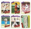 1980 Topps (VG+ Condition) BOSTON RED SOX Team Set