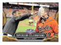 2016 Topps Opening Day Superstar Celebrations - BALTIMORE ORIOLES