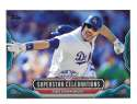 2016 Topps Opening Day Superstar Celebrations - LOS ANGELES DODGERS