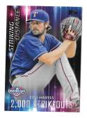 2016 Topps Opening Day Striking Distance - TEXAS RANGERS