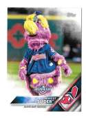 2016 Topps Opening Day Mascots - CLEVELAND INDIANS