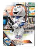 2016 Topps Opening Day Mascots - NEW YORK METS