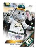 2016 Topps Opening Day Mascots - OAKLAND As