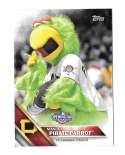 2016 Topps Opening Day Mascots - PITTSBURGH PIRATES