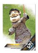2016 Topps Opening Day Mascots - SAN DIEGO PADRES