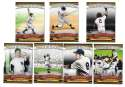 2010 Topps History of the World Series - NEW YORK YANKEES Team Set