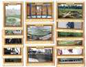 2010 Topps History of the Game - History of the Game - 14 card lot.
