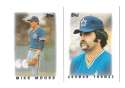 1986 Topps Mini Leaders SEATTLE MARINERS Team Set