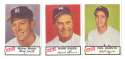 1954 Dan Dee Reprints - NEW YORK YANKEES Team Set