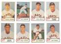 1954 Dan Dee Reprints - PITTSBURGH PIRATES Team Set