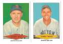 1954 Red Heart Reprints - BOSTON RED SOX Team Set