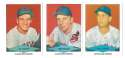 1954 Red Heart Reprints - CLEVELAND INDIANS Team Set