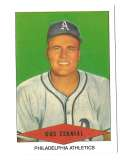 1954 Red Heart Reprints - PHILADELPHIA A's Team set