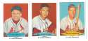 1954 Red Heart Reprints - ST LOUIS CARDINALS Team Set