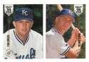 1994 Stadium Club Draft Picks - KANSAS CITY ROYALS Team Set