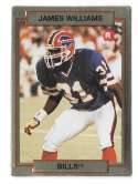 1990 Action Packed Rookie Update Football Team Set - BUFFALO BILLS
