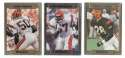 1990 Action Packed Rookie Update Football Team Set - CINCINNATI BENGALS