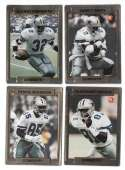 1990 Action Packed Rookie Update Football Team Set - DALLAS COWBOYS