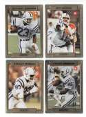 1990 Action Packed Rookie Update Football Team Set - INDIANAPOLIS COLTS