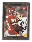 1990 Action Packed Rookie Update Football Team Set - KANSAS CITY CHIEFS