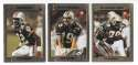 1990 Action Packed Rookie Update Football Team Set - MIAMI DOLPHINS