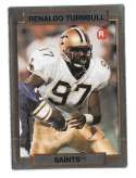 1990 Action Packed Rookie Update Football Team Set - NEW ORLEANS SAINTS