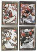 1990 Action Packed Rookie Update Football Team Set - PHOENIX CARDINALS
