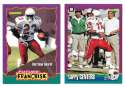 1994 Score Football Team Set - ARIZONA CARDINALS