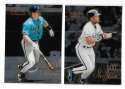 1995 Select Certified - FLORIDA MARLINS Team Set