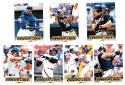 1995 Select Certified - 7 card Checklist set