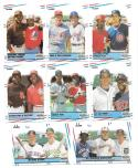 1988 Fleer - 15 Card Combo Lot (Players from different teams)
