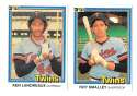 1981 DONRUSS - MINNESOTA TWINS Team Set