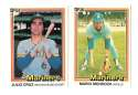 1981 DONRUSS - SEATTLE MARINERS Team Set